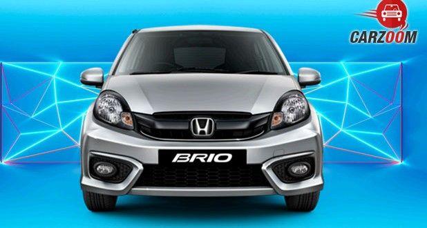 Honda Brio Facelift Front
