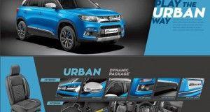 Maruti Vitara Brezza Urban package