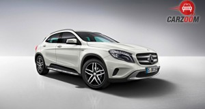 Mercedes-Benz GLA 220 d
