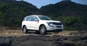 Next Generation Mahindra XUV 500 facelift 2017