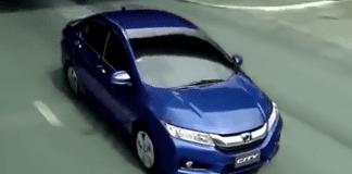All New Honda City 2017 Teaser