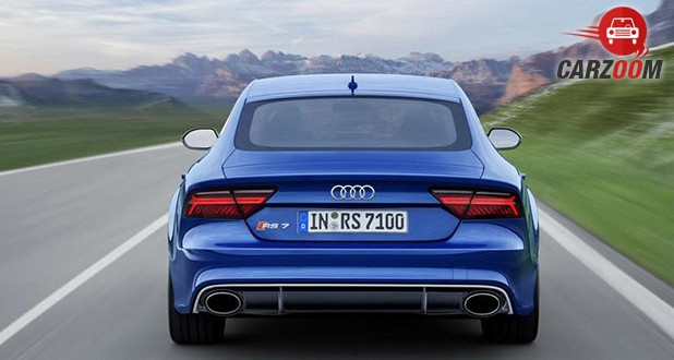 Audi RS7 Performance Sportback Back