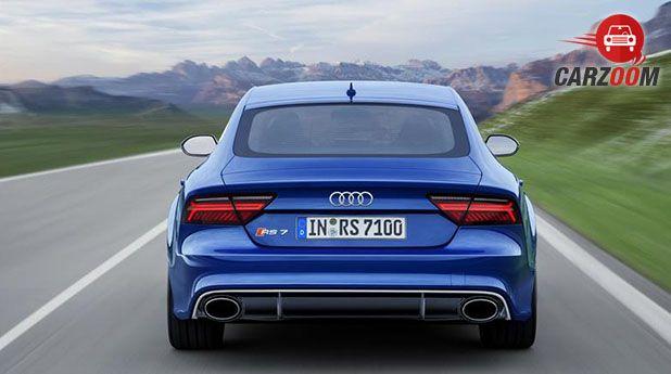 Audi RS7 Performance Sportback Back