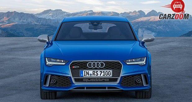 Audi RS7 Performance Sportback Front