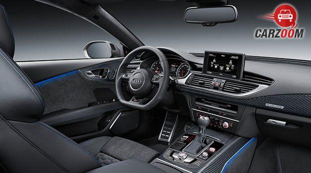 Audi RS7 Performance Sportback Interior