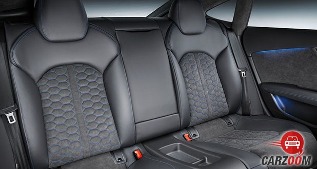 Audi RS7 Performance Sportback Seats