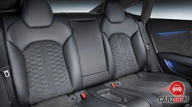 Audi RS7 Performance Sportback Seats