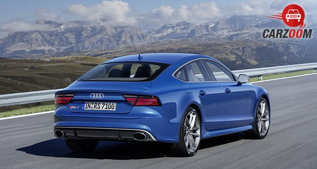 Audi RS7 Performance Sportback Side View