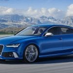 Audi RS7 Performance Sportback View