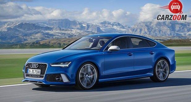 Audi RS7 Performance Sportback View