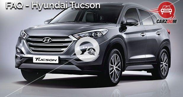 FAQ Hyundai Tucson