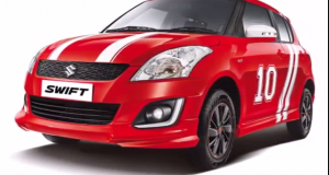 Maruti Suzuki Swift Deca Limited Edition