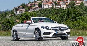 Mercedes-Benz C-Class Cabriolet C 300