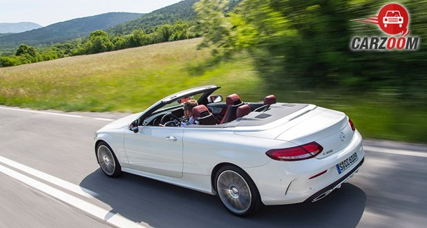 Mercedes-Benz C-Class Cabriolet C 300 Back