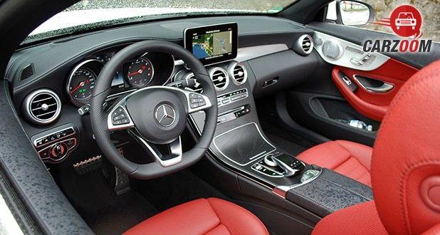 Mercedes-Benz C-Class Cabriolet C 300 Dashboard