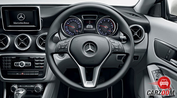 Mercedes-Benz CLA Stearing