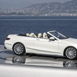 Mercedes-Benz S500 Cabriolet View