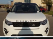 NEW 2017 LAND ROVER DISCOVERY SPORT HSE LUXURY at Plaza Land Rover New HH635729