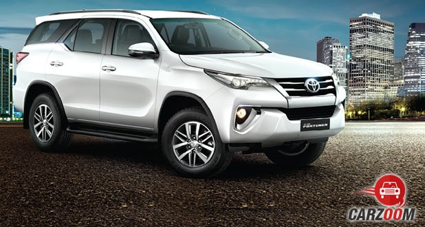 New Toyota Fortuner View