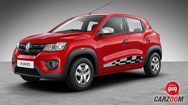 Renault Kwid 1.0L AMT