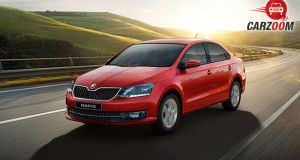 Skoda Rapid facelift