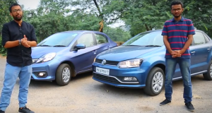 The Quint Volkswagen Ameo Vs Honda Amaze Petrol Variant