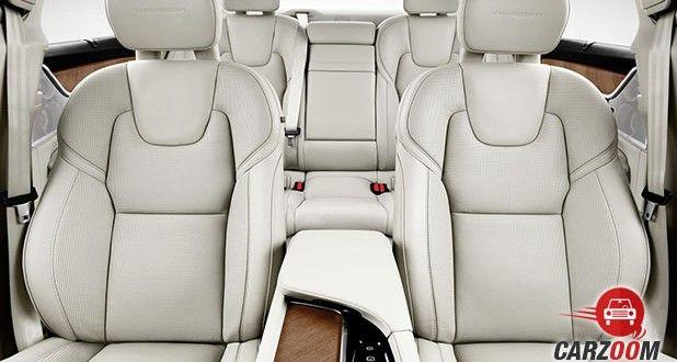 Volvo S90 Seats