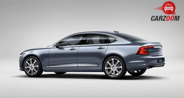 Volvo S90 Side View