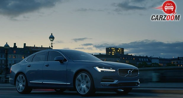 Volvo S90 View