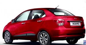 Hyundai Xcent Facelift To Be Launched In March 2017