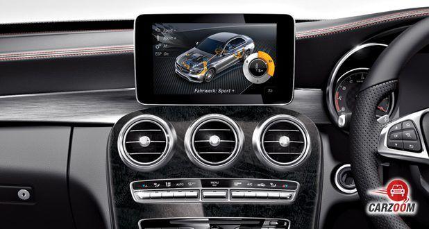 Mercedes-AMG-C43-inside