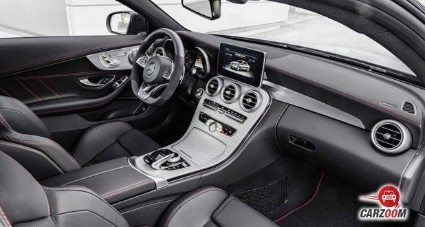Mercedes-AMG-C43-interior