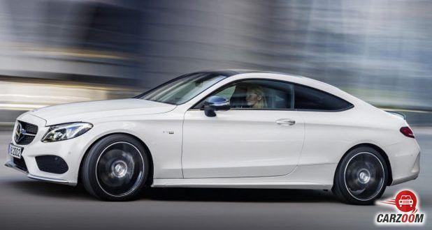 Mercedes-AMG-C43-side