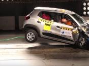 Renault Kwid 1 Star Safety Crash Test
