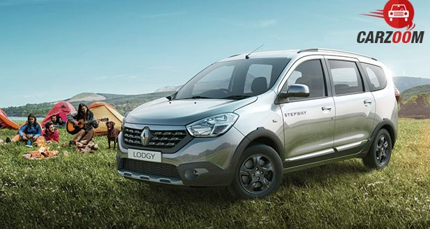 Renault Lodgy Stepway Exterior