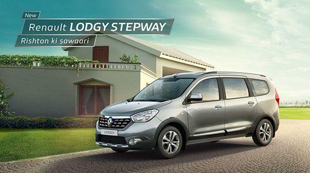 Renault new Lodgy Stepway
