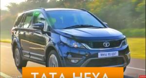 Tata Hexa All New Suv Must Watch