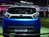 Tata Nexon First Look Autocar India