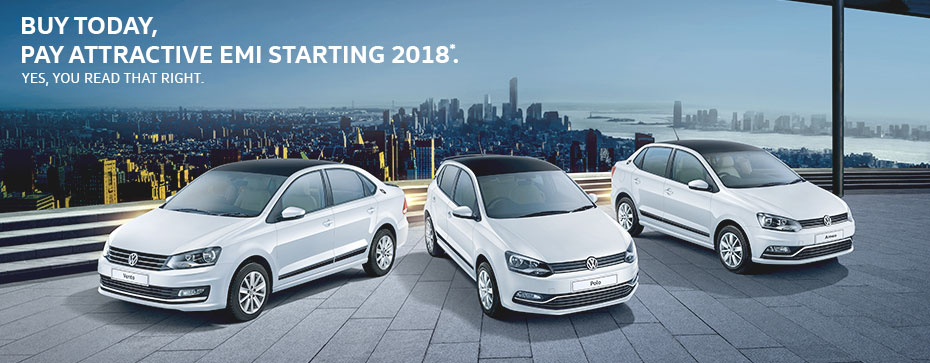 Volkswagen introduces Crest limited editions of Polo, Ameo and Vento