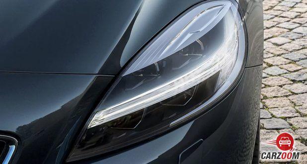 volvo-v40 headlights