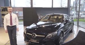 2017 Mercedes Benz C Class Coupe Review MSL Mercedes Benz