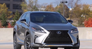 All New Lexus RX 2017