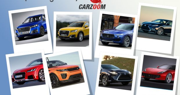 Upcoming Luxury cars in 2017