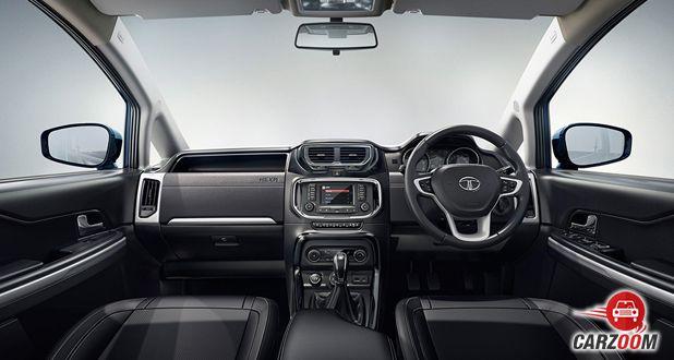 Hexa-interior steering