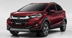 Honda-WRV