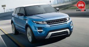 Land Rover Range Rover Evoque Price In India And Specification