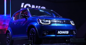 Maruti Ignis First Look