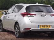 Toyota Auris 2017 review
