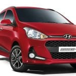 Grand i10 front