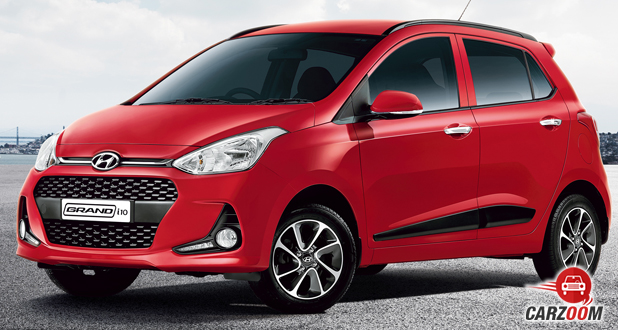 hyundai grand i10 price in india and specification. Black Bedroom Furniture Sets. Home Design Ideas